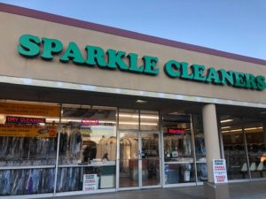 Sparkle Cleaners Store image